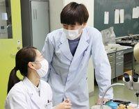 歯科技工士学科 体験入学