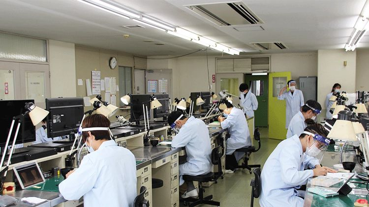 東邦歯科医療専門学校画像
