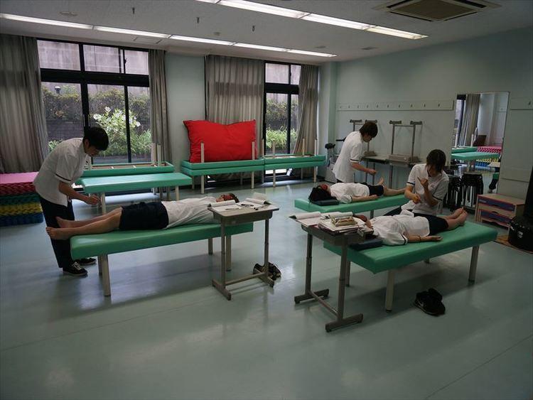 東京YMCA医療福祉専門学校画像