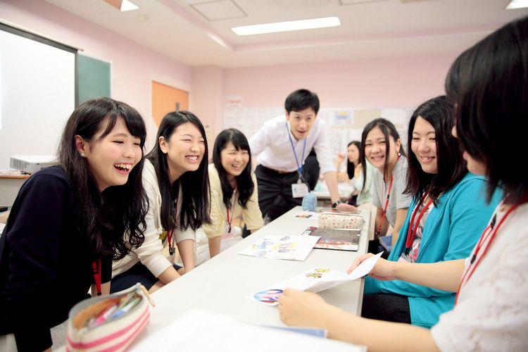 横浜医療秘書専門学校画像