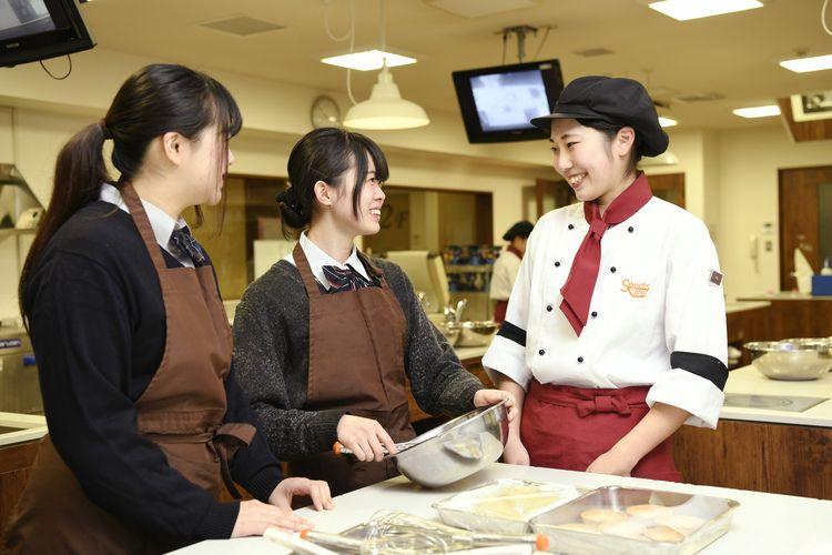 作って食べれてインスタ映え!学校も知れる!盛りだくさんなオープンキャンパス☆~2021~