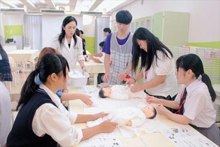 横浜こども専門学校画像