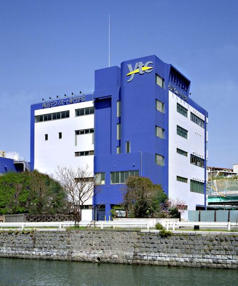 横浜テクノオート専門学校画像