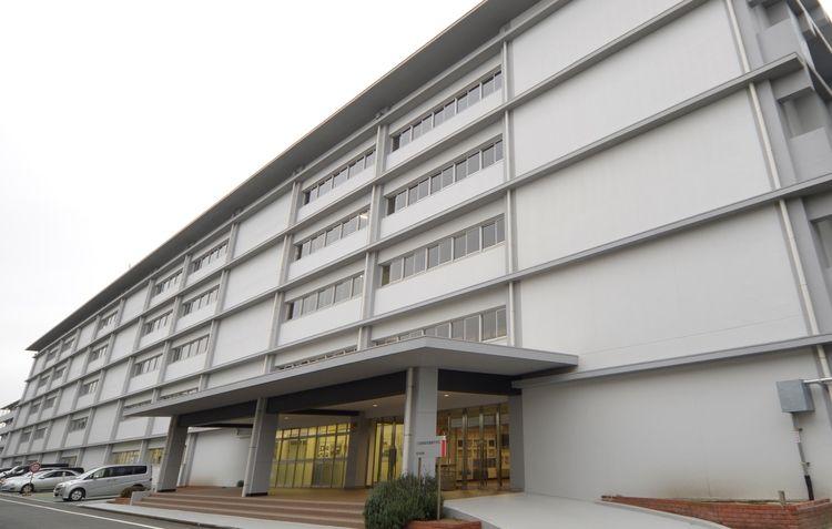 専門学校日産横浜自動車大学校画像