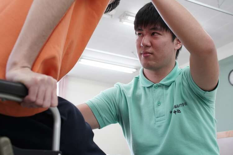 神奈川社会福祉専門学校画像