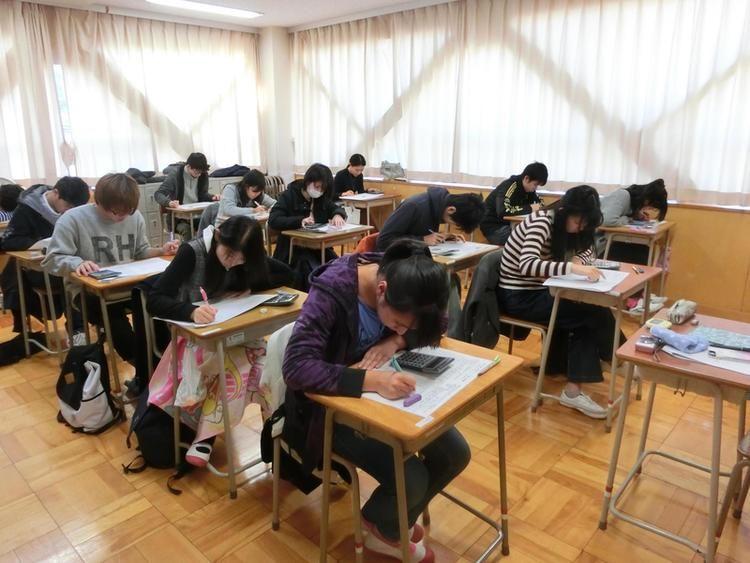 柏木実業専門学校画像