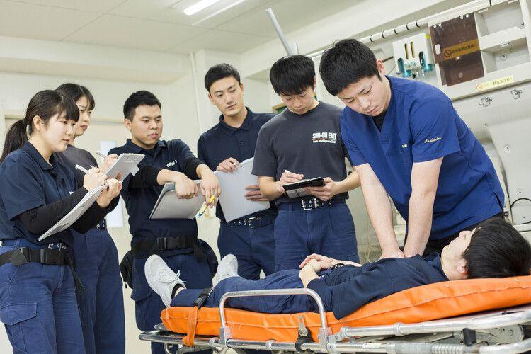 湘央生命科学技術専門学校画像