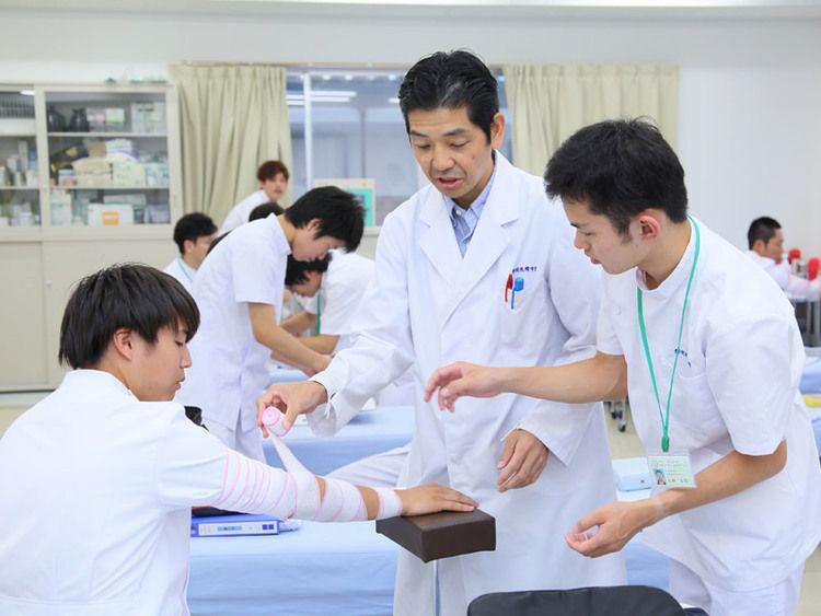 静岡医療学園専門学校画像