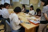 プロ和裁士育成の辻村和服専門学校のオープンキャンパス