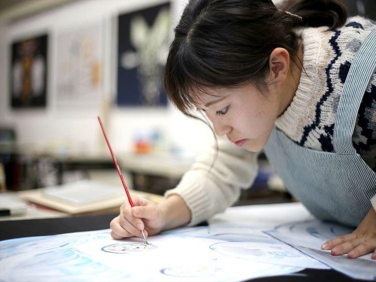 広告デザイン専門学校画像