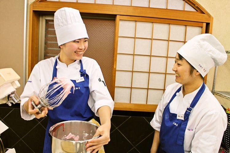 国際製菓技術専門学校画像