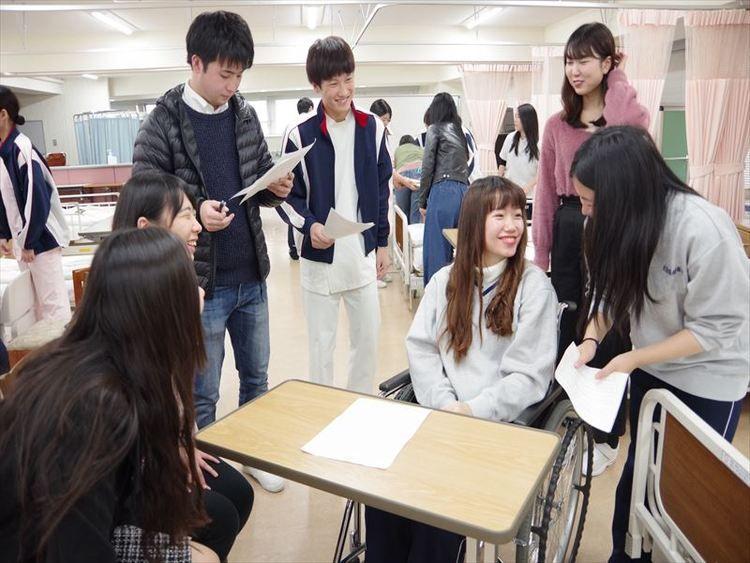 大阪保健福祉専門学校画像