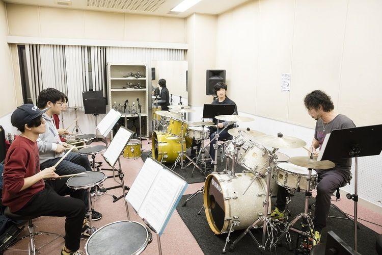 キャットミュージックカレッジ専門学校画像