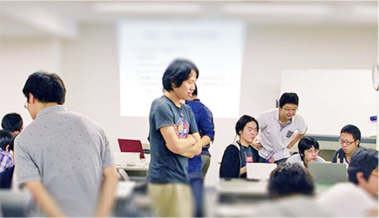 神戸電子専門学校画像