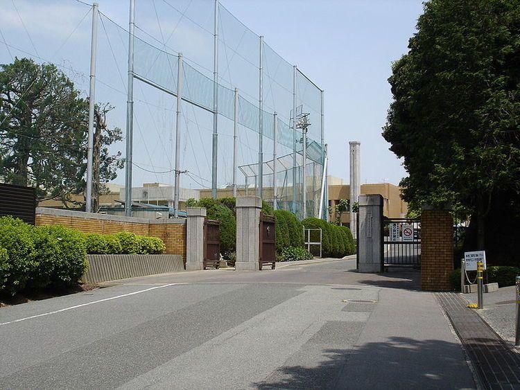 下関市立下関商業高等学校画像