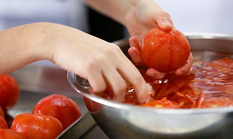 食物調理科PR