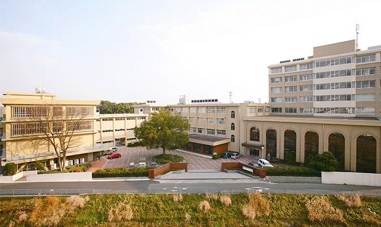 大学校舎外観 学校特徴3