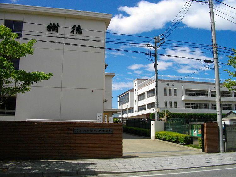 樹徳高等学校画像