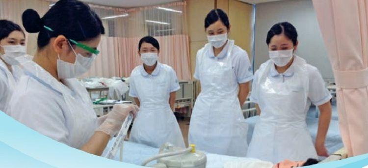 熊本市医師会看護専門学校画像
