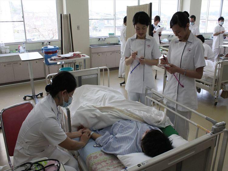 宮崎看護専門学校画像