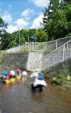 駒岡小学校授業風景画像