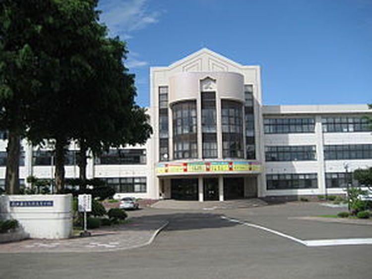 【閉校】大館高等学校画像