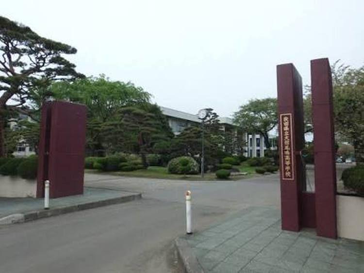 大館鳳鳴高等学校画像