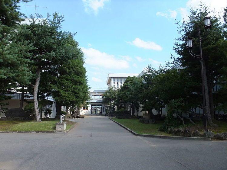大曲高等学校画像