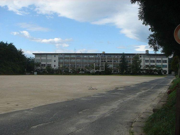 関市立関商工高等学校画像