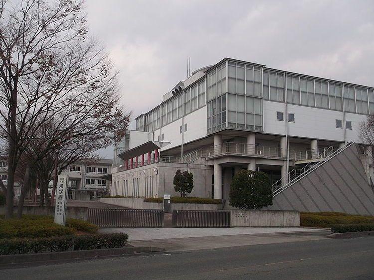 滝高等学校画像