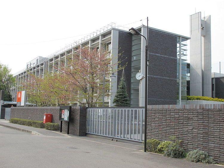拓殖大学第一高等学校画像