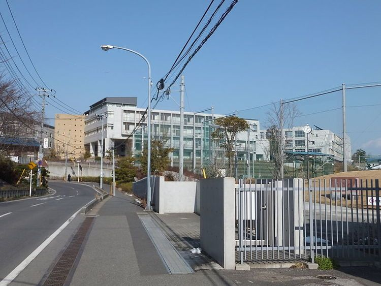 千葉市立千葉高等学校画像
