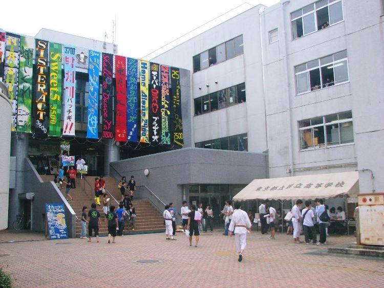 国立高等学校画像