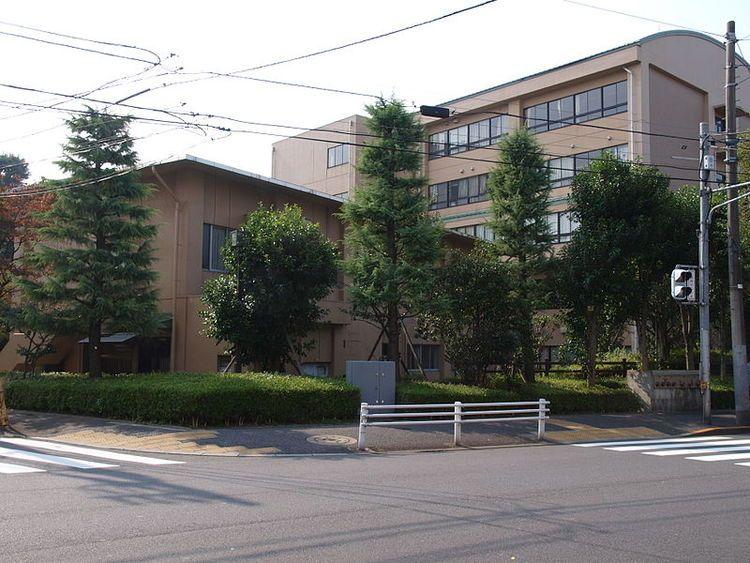 駒場高等学校画像
