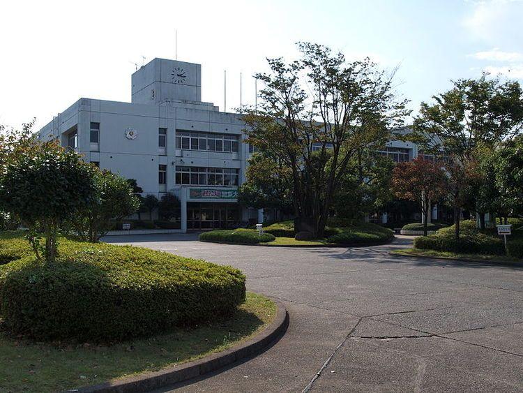 松が谷高等学校画像