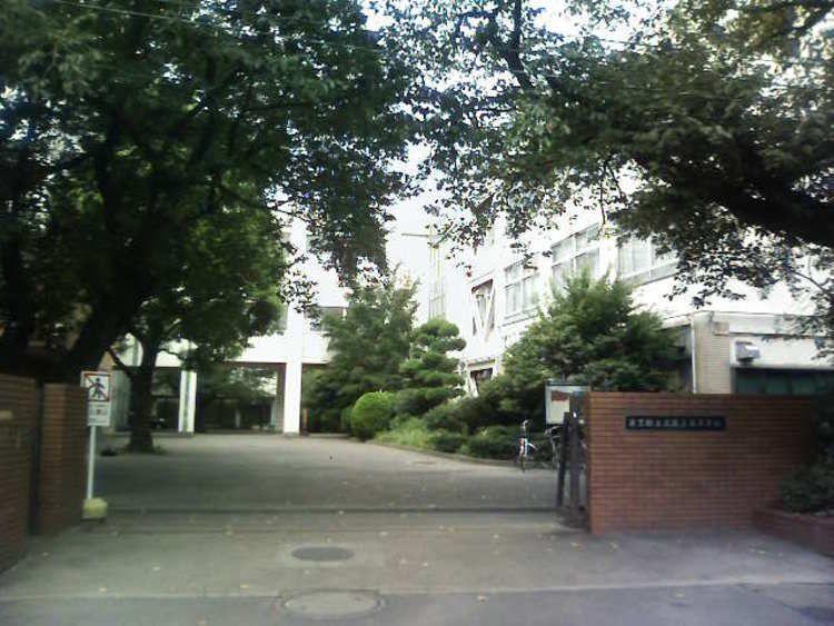 武蔵丘高等学校画像