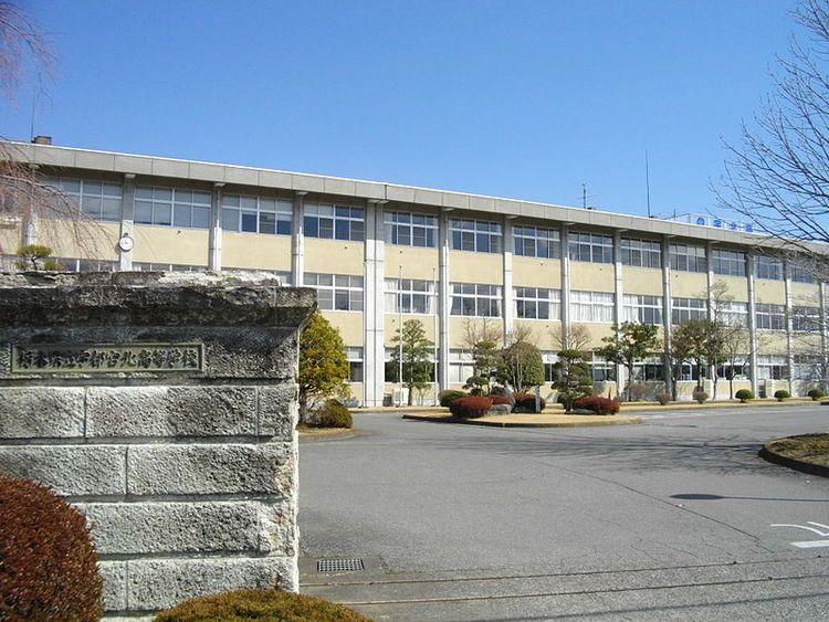 宇都宮北高等学校画像