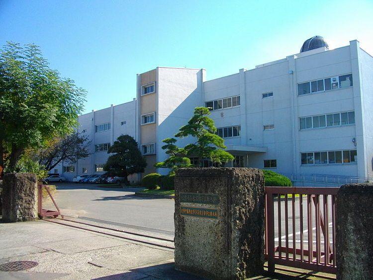 宇都宮東高等学校画像