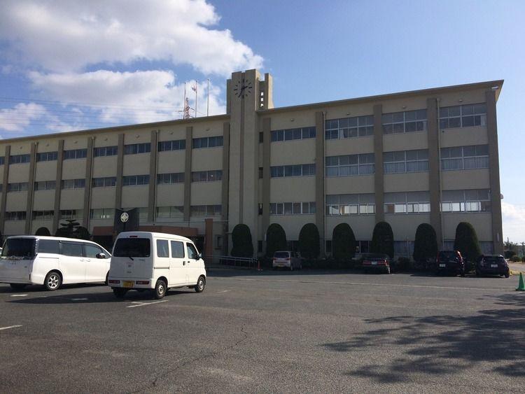 稲沢東高等学校画像