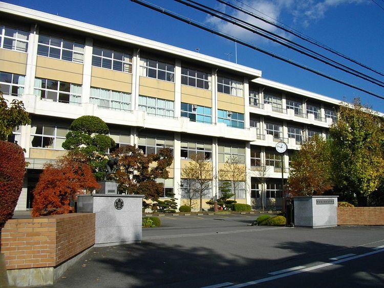 茂木高等学校画像