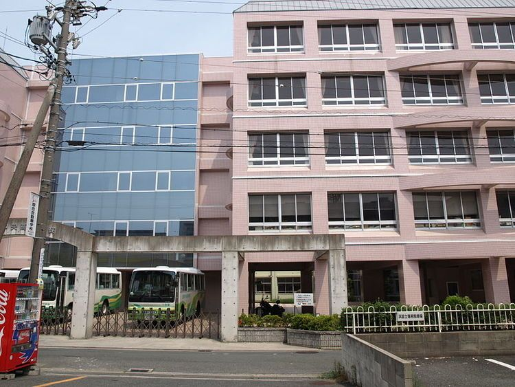 豊橋中央高等学校画像