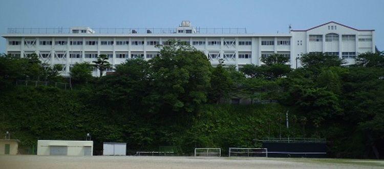 大村城南高等学校画像