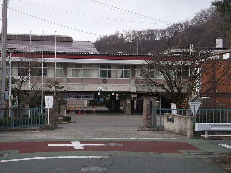 長野商業高等学校画像
