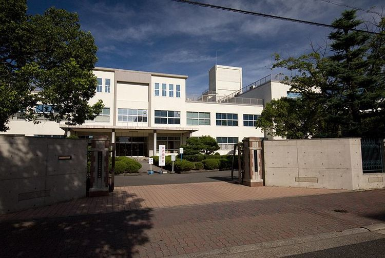 名古屋経済大学市邨高等学校画像