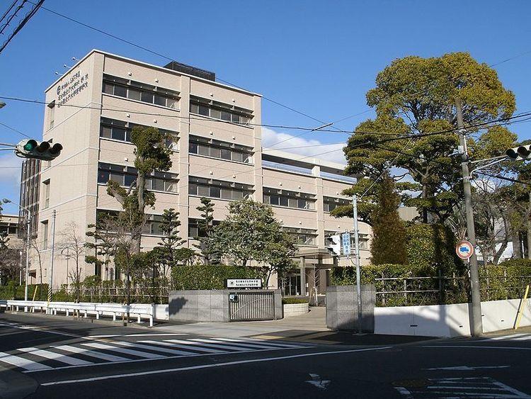 名古屋女子大学高等学校画像