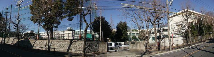 名古屋市立工芸高等学校画像