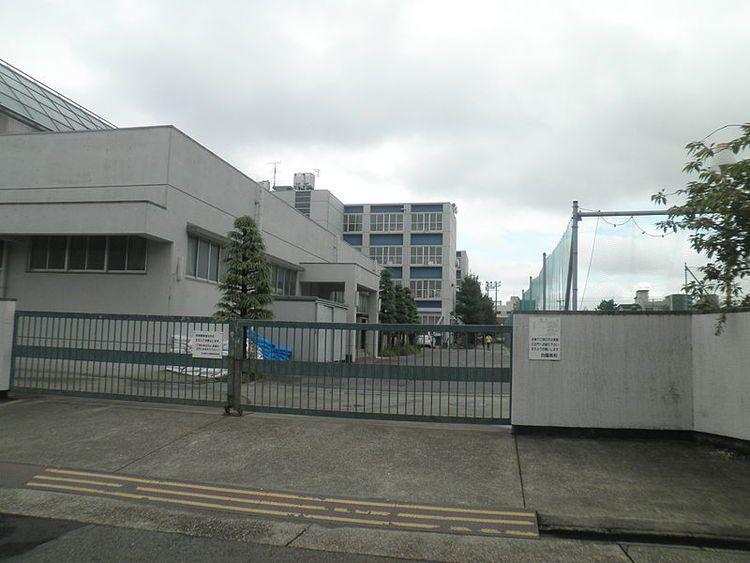 名古屋市立向陽高等学校画像