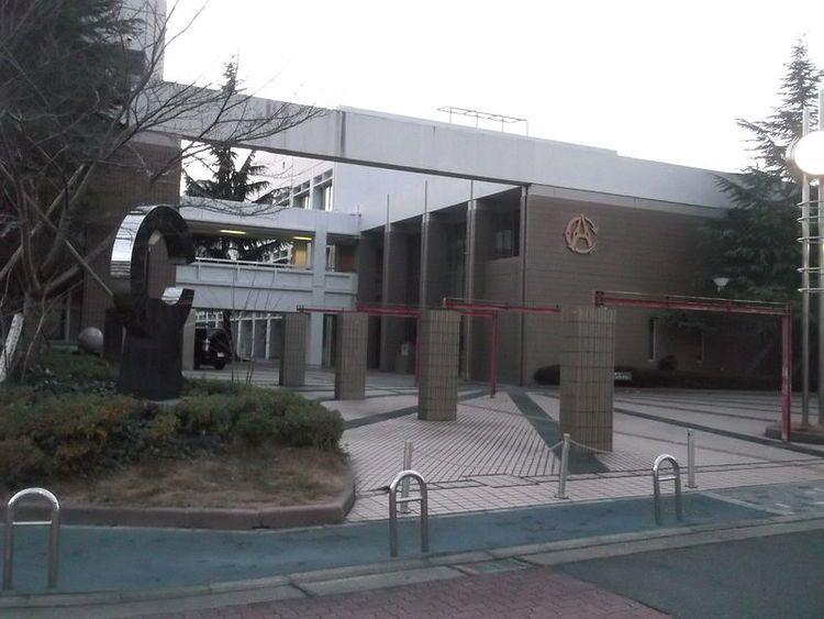 名古屋市立名古屋商業高等学校画像