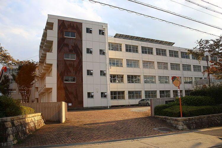 名古屋市立名東高等学校画像