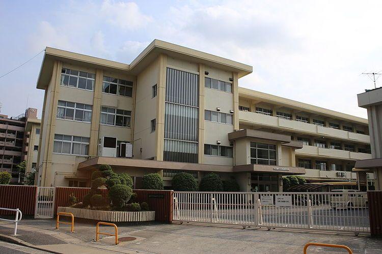 名古屋市立山田高等学校画像